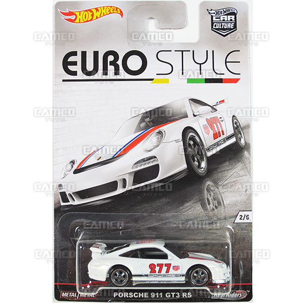 porsche 911 gt3 rs 2016 hot wheels euro style camco toys. Black Bedroom Furniture Sets. Home Design Ideas