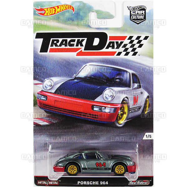 Porsche 964 - 2016 Hot Wheels (Track Day)