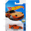 Porsche 993 GT2 #30 orange (Factory Fresh) - from 2017 Hot Wheels basic mainline B case Worldwide assortment C4982 by Mattel.