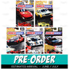 (Pre Order) Set of 5 - 2017 Hot Wheels Car Culture RACE DAY J Case Assortment DJF77-956J by Mattel