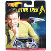 QUICK D-LIVERY (Captain Kirk) - from 2016 Hot Wheels Pop Culture B Case (STAR TREK 50th Anniversary) Assortment DLB45-956B by Mattel.