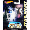 Quick D-Livery (R2-D2) - 2015 Hot Wheels Pop Culture E Case (STAR WARS) Assortment CFP34-956E by Mattel.