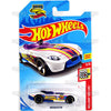 RRRoadster (Treasure Hunt) - 2018 Hot Wheels Basic Mainline H Case Assortment C4982 by Mattel.