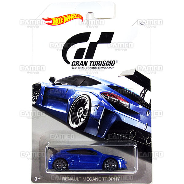 Renault Megane Trophy - 2018 Hot Wheels GRAN TURISMO Case Assortment FKF26-999A by Mattel.