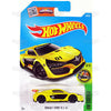 Renault Sport R.S #79 Yellow - 2016 Hot Wheels Basic Mainline G Case WorldWide Assortment C4982