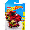 Roller Toaster #167 red (Legends of Speed) - 2017 Hot Wheels basic mainline H case Worldwide assortment C4982 by Mattel