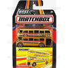Routemaster Bus - from 2016 Matchbox Best of World A Case Assortment DKC59-986A by Mattel.