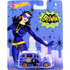 SCHOOL BUSTED (Catwoman) - 2015 Hot Wheels Pop Culture C Case (BATMAN CLASSIV TV SERIES) Assortment CFP34-956C by Mattel.