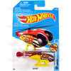 Skyfire #137 red & yellow - 2016 Hot Wheels Basic Mainline Case WorldWide Assortment C4982