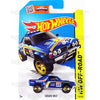 Subaru Brat #123 blue (HW Off-Road) - 2015 Hot Wheels Basic Mainline C4982