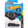 The Dark Knight Batmobile #228 - 2016 Hot Wheels Mainline G Case WorldWide Assortment C4982