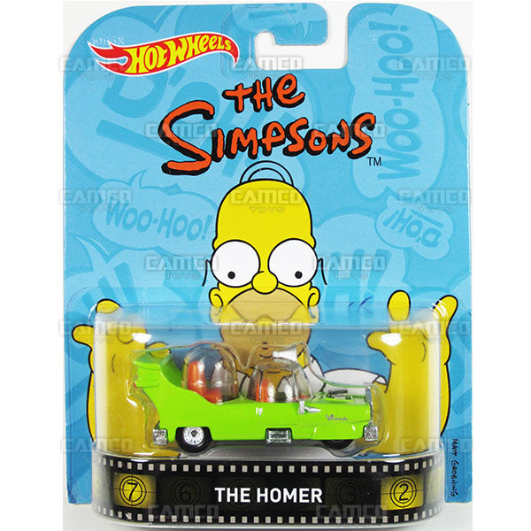 The Homer - 2016 Hot Wheels