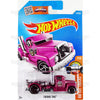 Turbine Time #147 Pink - 2016 Hot Wheels Mainline C Case WorldWide Assortment C4982