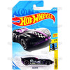 Velocita #138 black/purple Queen - 2018 Hot Wheels Basic Mainline F Case Assortment C4982 by Mattel.