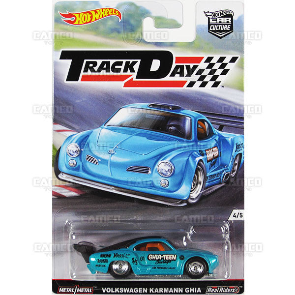 Volkswagen Karmann Ghia - 2016 Hot Wheels (Track Day)