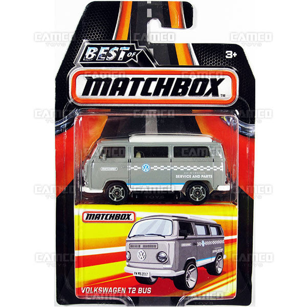 Volkswagen T2 Bus - 2017 Matchbox (Best of Matchbox)