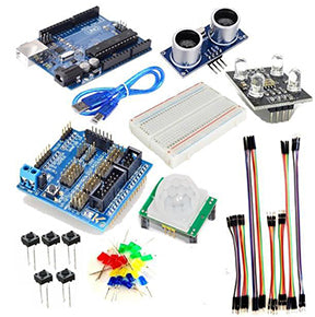 Learning Sensor Kit for Arduino Tutorial Ultrasonic