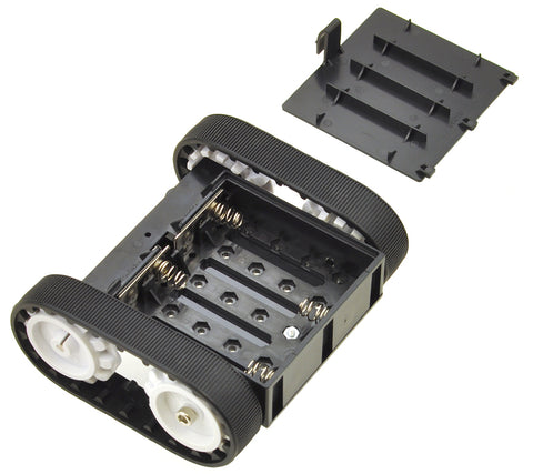 Zumo Chassis Kit (No Motors) - Connected Cities