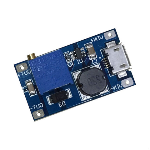 MT3608 2A Max DC Step Up Power Module - Connected Cities