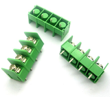 Connect Terminal Screw Terminal Connector -- 4 Pin - Connected Cities