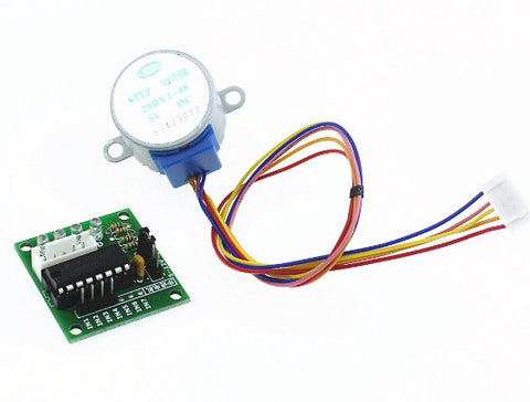 5V 4-Phase Stepper Motor Driver-Boat ULN2003 for Arduino - Connected Cities