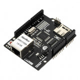 Ethernet Shield - W5100 for Arduino Uno, Mega - Connected Cities