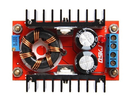 150W Boost Converter DC-DC 10 32V to 12-35V Step Up Voltage Charger Module - Connected Cities