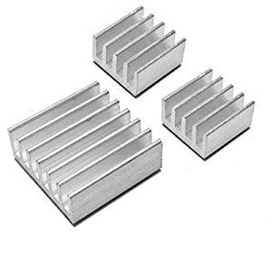 Heatsink for Raspberry pi 3 - Connected Cities
