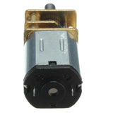 DC 6V 200RPM Mini Metal Gear Motor