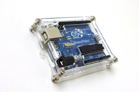 Case for Arduino UNO R3 - Connected Cities