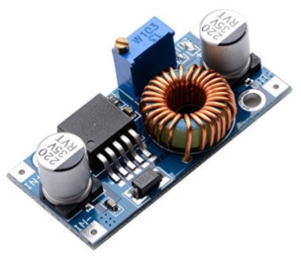 XL4005 DSN5000 Beyond LM2596 DC-DC adjustable step-down power Supply module - Connected Cities