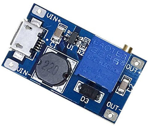 2A Adjustable Booster Board - Connected Cities