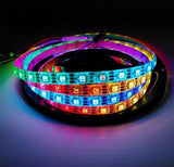 WS2812B RGB LED Pixel Strip - 5M/Roll 60LED/M - Connected Cities