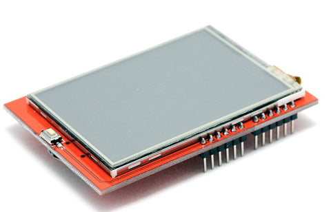 2.4inch TFT LCD Screen for Arduino UNO - Connected Cities