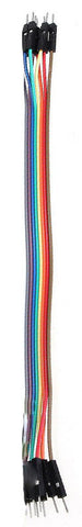 10 cm Jumper Cable Male to Male (5pins) - Connected Cities