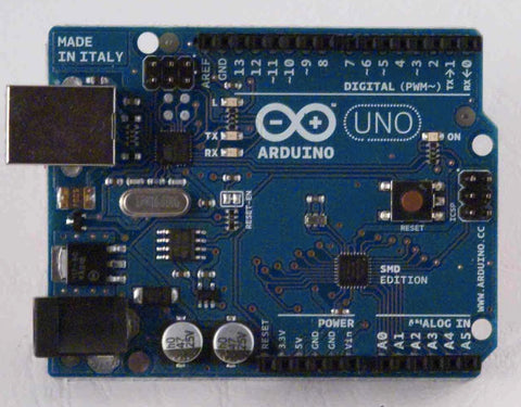 Arduino Uno R3 - SMD version - Connected Cities