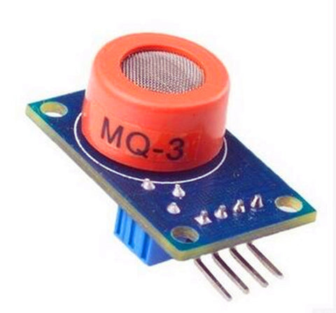 MQ-3 High Sensitivity Alcohol Detector Sensor Module - Connected Cities