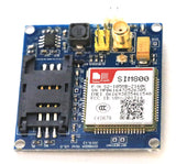 SIM800 Quad-band Add-on Development Board - Connected Cities