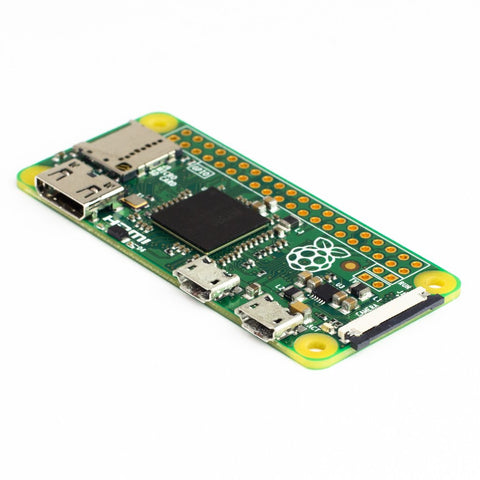 Raspberry Pi Zero W - Connected Cities