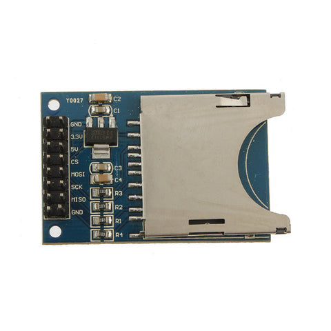 SD Card Module for Arduino - Connected Cities