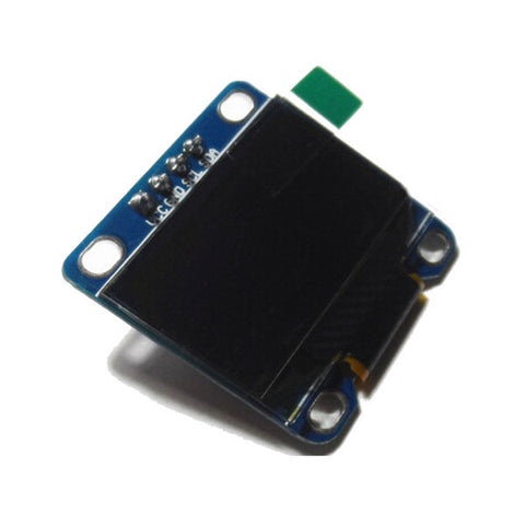 "0.96"" 128*64 OLED Display [IIC/SPI] - Connected Cities"