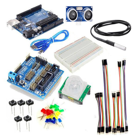 Learning Sensor Kit for Arduino - Connected Cities
