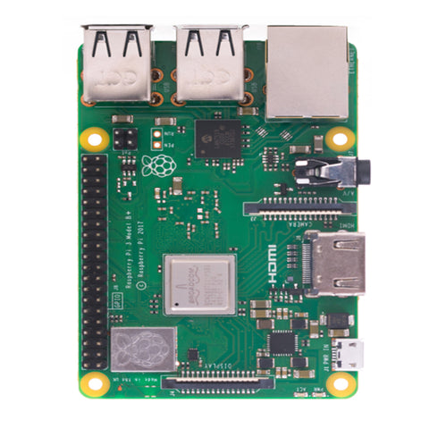 Raspberrry Pi 3 Model B+ - Connected Cities
