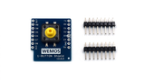 1-Button Shield for Wemos D1 mini - Connected Cities