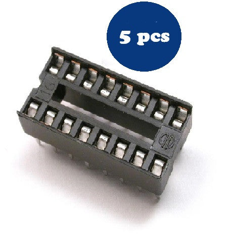 16 Pin DIP Socket Carrier - Connected Cities