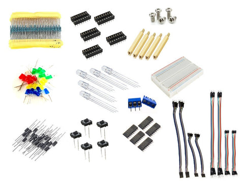 Electronic Component Pack - Connected Cities