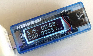 3 in 1 USB Power Tester - Connected Cities
