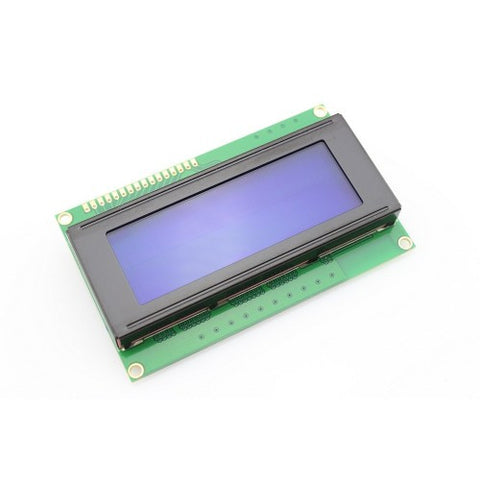 LCD 20X4 Character Module - Connected Cities