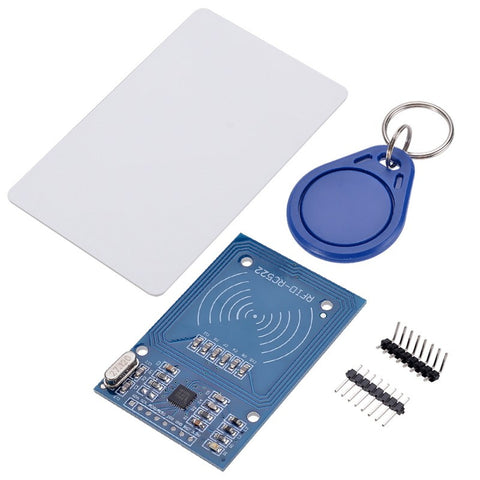 MFRC-522 RC522 RFID  Module - Connected Cities