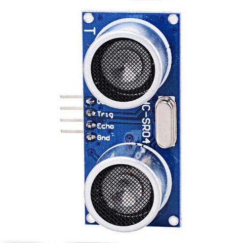 Ultrasonic Distance Sensor HC-SR04 - Connected Cities